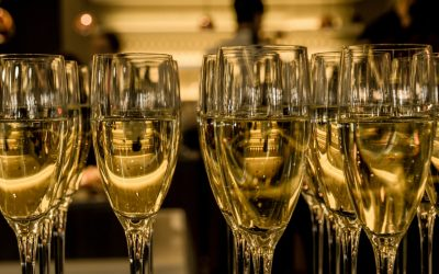 Champagne maintains its poise