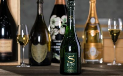 Champagne Fit for a Queen