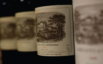 The most searched wine in Asia
